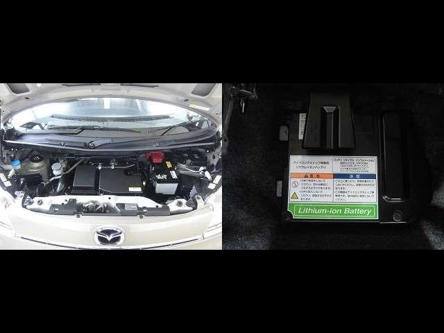 エネチャージやアイドリングストップなどの装備で実用的な低燃費♪通勤用の車としてもおすすめです!