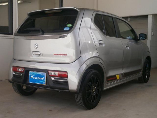 「スズキ」「アルトワークス」「軽自動車」「滋賀県」の中古車3