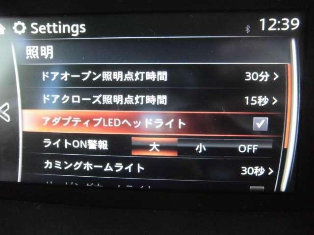 XD プロアクティブ レーダークルーズ レーンキープ パーキングセンサー ブレーキサポート ALH 19アルミ AWD(7枚目)