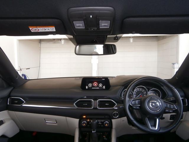 2.2 XD Lパッケージ ディーゼルターボ 当社新車販売下取りワンオーナー レーダークルーズ レーンキープ 交通標識認識 パワーゲート 白革シート パワーシート 19アルミ(5枚目)