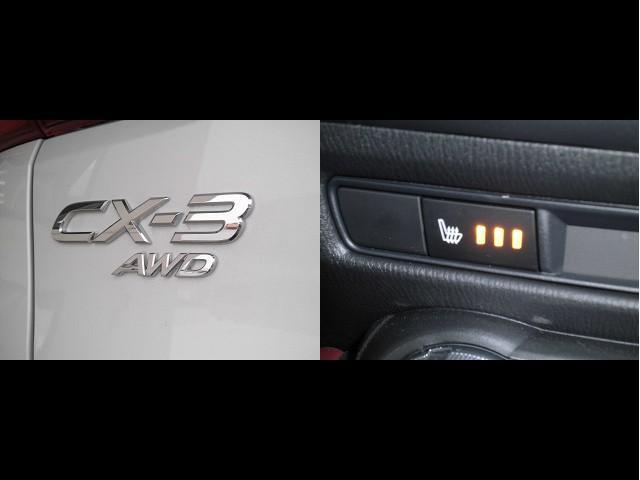 マツダ CX-3 XD ツーリング 4WD ワンオーナー コネクトナビ