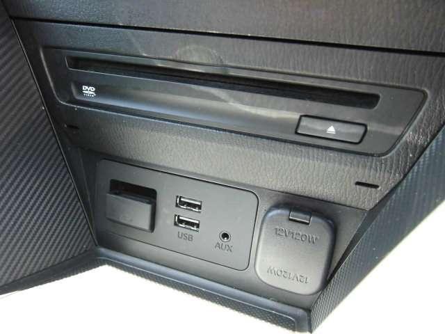 CD/DVD USB付