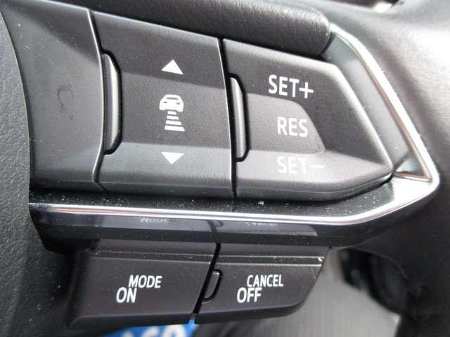 レーダークルーズコントロール機能搭載で高速道路の走行がより快適に!
