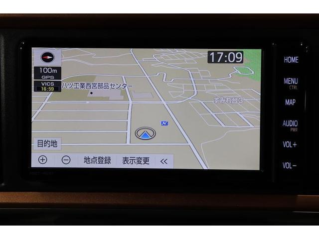 モーダ フルセグ メモリーナビ DVD再生 バックカメラ 衝突被害軽減システム ETC LEDヘッドランプ アイドリングストップ(8枚目)