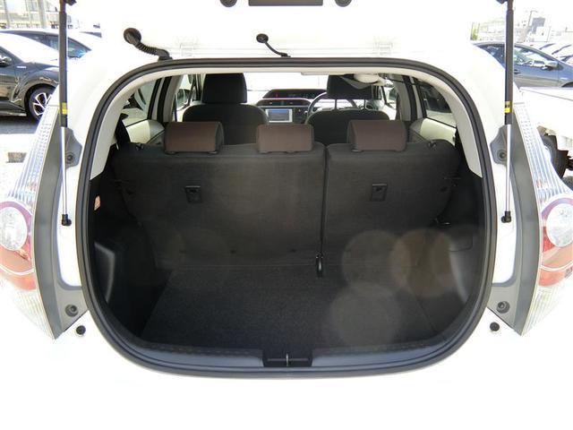 トヨタ アクア G LEDライトP スマートP 純正SDナビ ワンセグ