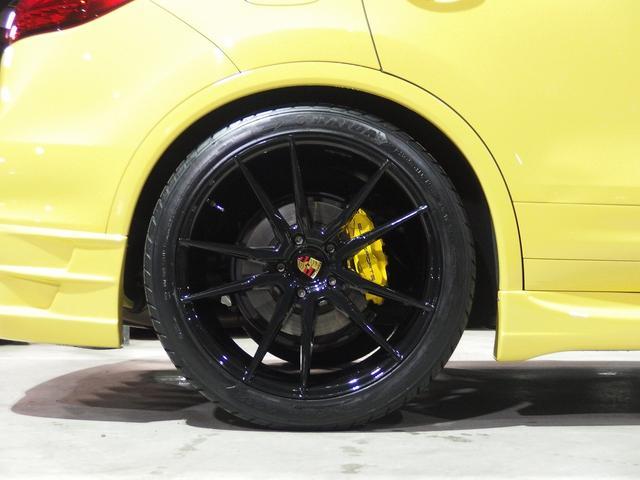 S ハイブリッド EUR-GTエアロ ES22inアルミ(11枚目)