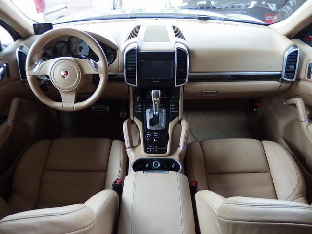 S EUR-GT PASM スポーツシート ベージュレザー(13枚目)