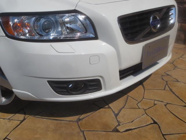 ボルボ ボルボ V50 2.0クラシック ブラックレザー ガラスSR 禁煙車