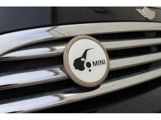 MINI MINI クーパーS デザイナーズチョイス 黒革 パナソニックナビ