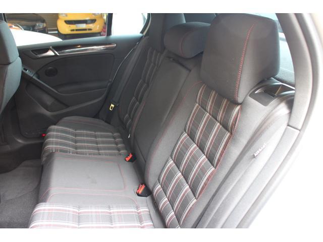 フォルクスワーゲン VW ゴルフ GTI ニュースピECU COXマフラー 純正18AW