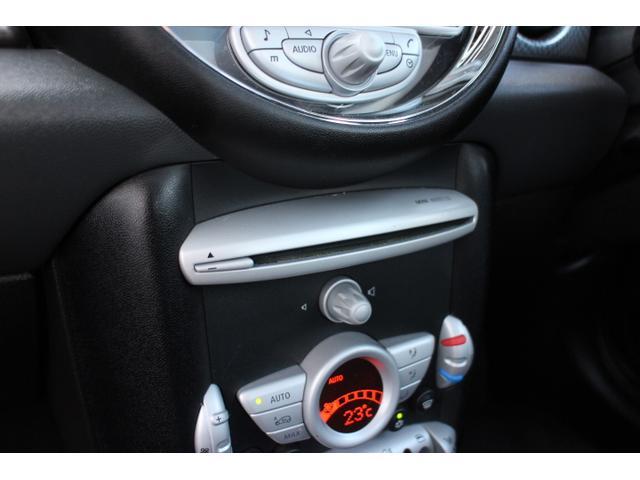 MINI MINI クーパーS ガラスSR 半革 17AW コンフォートアクセス