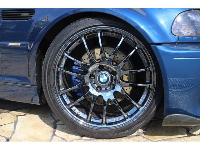 BMW BMW M3 SMGII 左H 黒革 SR ビルシュタイン車高調