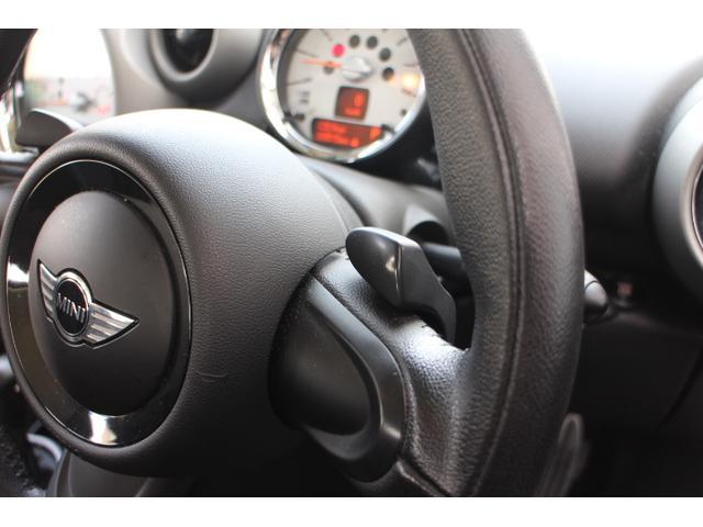 MINI MINI クーパーS クロスオーバー オール4 禁煙ワンオーナー車