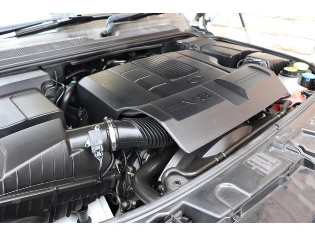 5.0 V8 ブラックレザー 純正ナビ 禁煙ワンオーナー車(20枚目)