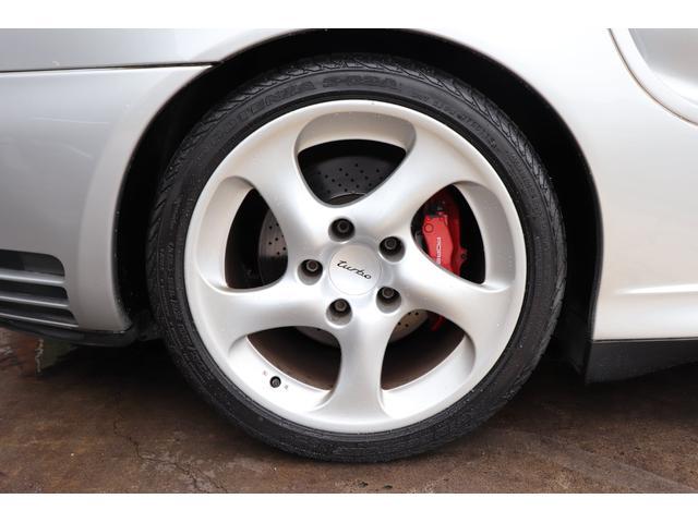 911ターボ ティプトロニックS 4WD 赤革 SR(9枚目)