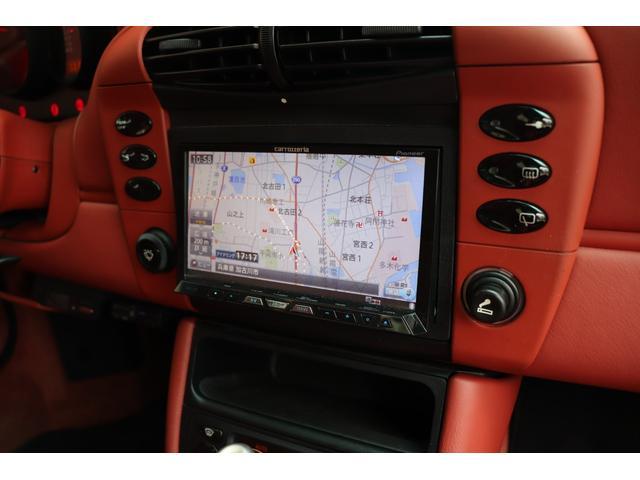 911ターボ ティプトロニックS 4WD 赤革 SR(11枚目)