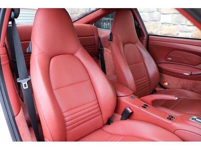 911ターボ ティプトロニックS 4WD 赤革 SR(14枚目)