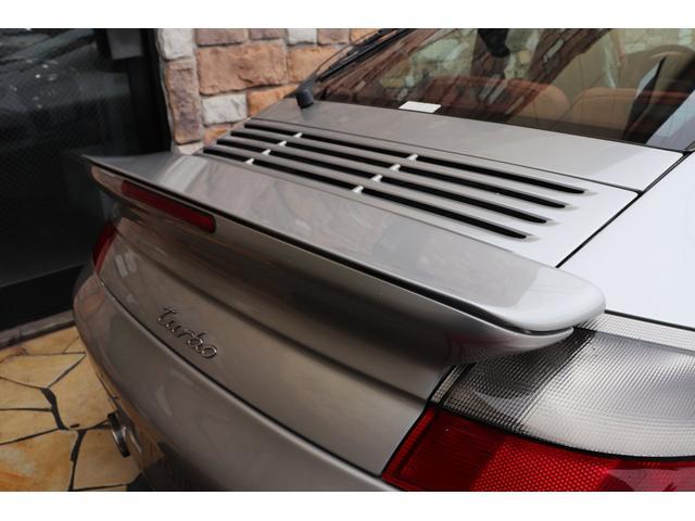 911ターボ ティプトロニックS 4WD 赤革 SR(17枚目)
