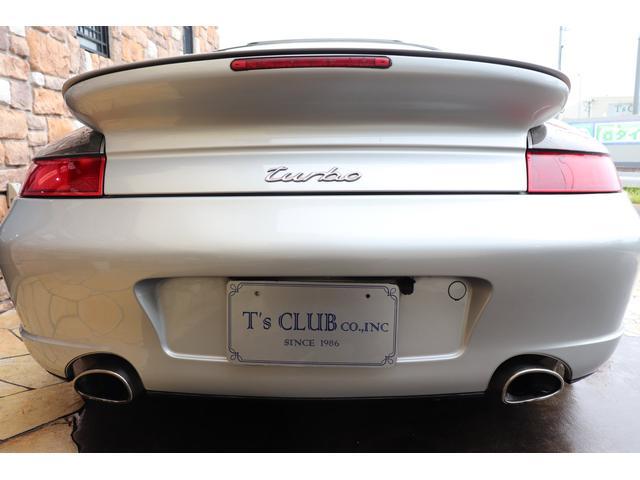 911ターボ ティプトロニックS 4WD 赤革 SR(19枚目)
