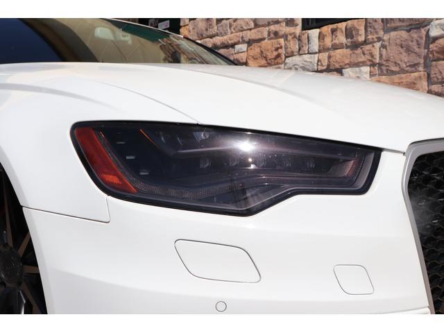 アウディ アウディ A6 2.8FSIクワトロ ロハナ20AW KW車高調 エアロSR
