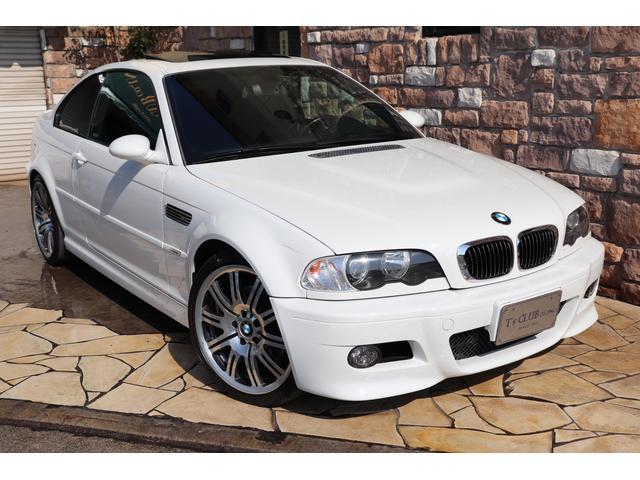 05y BMW M3 SMGII入庫しました。