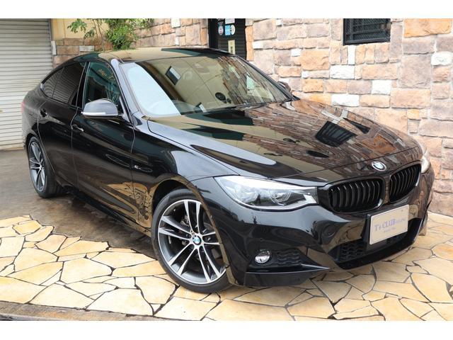 17y BMW320IグランツーリスモMスポーツ入庫しました。