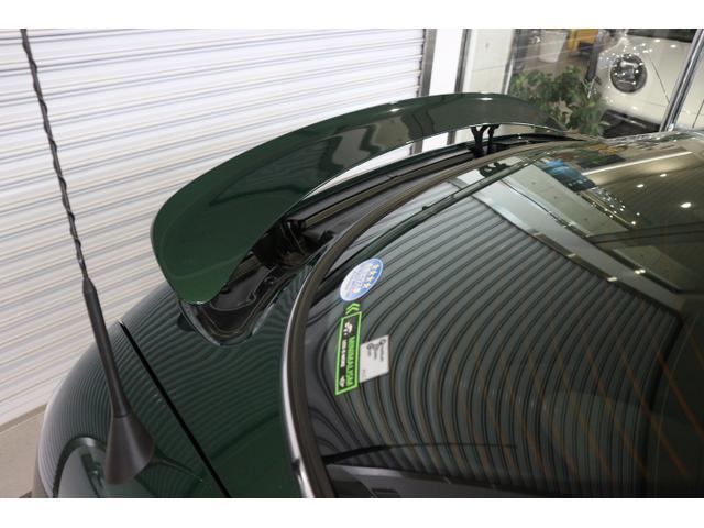 クーパーS クーペ ワンオーナー 禁煙車 キセノン オプション16インチアルミ カロッツェリアナビ・地デジTV 可動式リアウイング ドライブレコーダー(10枚目)