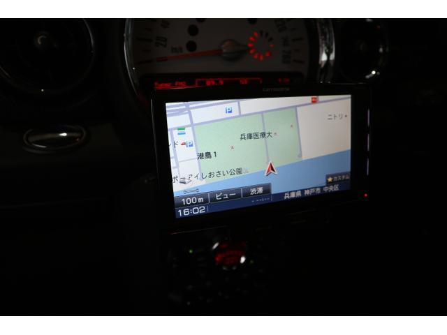 クーパーS クーペ ワンオーナー 禁煙車 キセノン オプション16インチアルミ カロッツェリアナビ・地デジTV 可動式リアウイング ドライブレコーダー(14枚目)