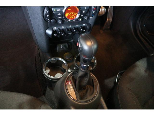 クーパーS クーペ ワンオーナー 禁煙車 キセノン オプション16インチアルミ カロッツェリアナビ・地デジTV 可動式リアウイング ドライブレコーダー(15枚目)