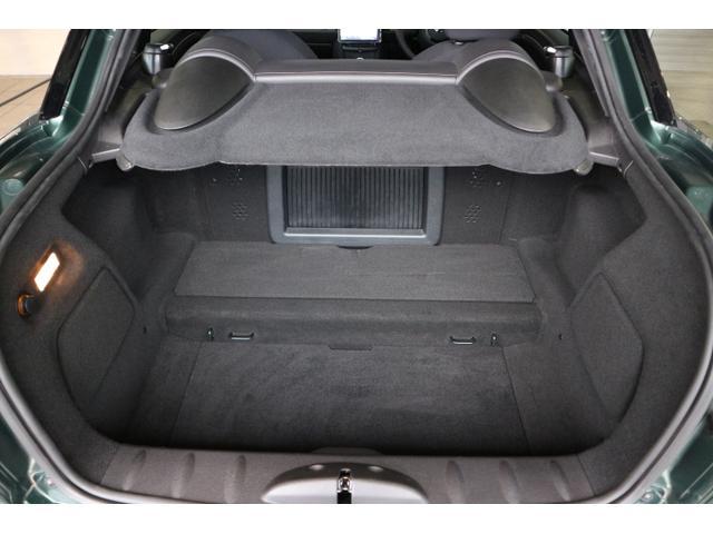 クーパーS クーペ ワンオーナー 禁煙車 キセノン オプション16インチアルミ カロッツェリアナビ・地デジTV 可動式リアウイング ドライブレコーダー(19枚目)