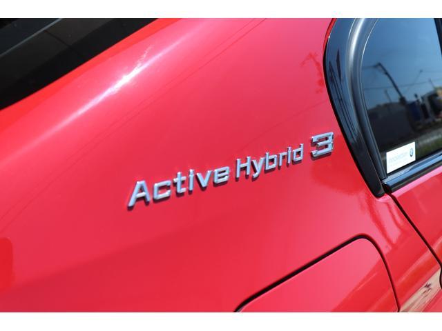 アクティブハイブリッド3 Mスポーツ レッドレザー 禁煙車(38枚目)