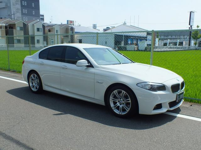 523d Mスポーツパッケージ ワンオーナー禁煙車 Dメンテ(5枚目)