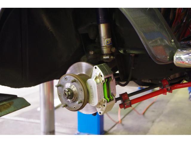 1.3 SUツインキャブ Mk1仕様 10インチ 7Jカーボンオーバーフェンダー 4ポッドキャリパー 6連センターメーター コブラシート 当店メンテナンス車(10枚目)