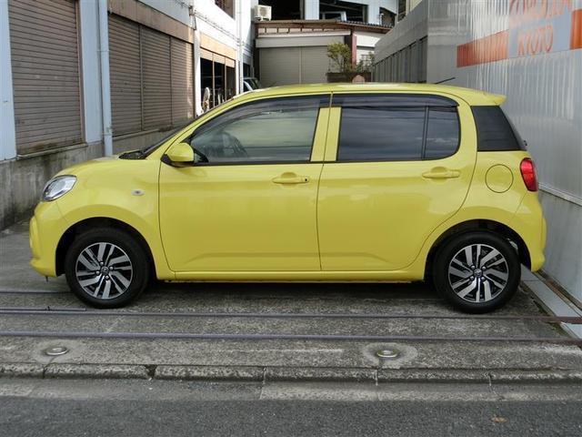 「トヨタ」「パッソ」「コンパクトカー」「京都府」の中古車3