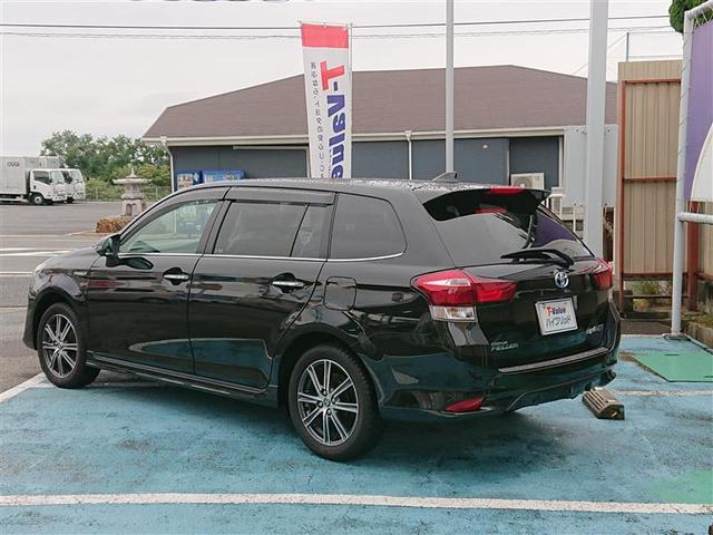 「トヨタ」「カローラフィールダー」「ステーションワゴン」「京都府」の中古車6