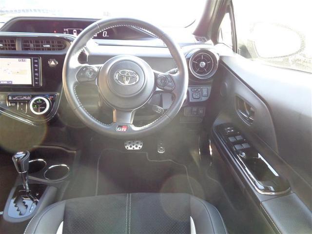 G GRスポーツ トヨタ認定中古車 フルセグ メモリーナビ DVD再生 バックカメラ 衝突被害軽減システム ETC LEDヘッドランプ フルエアロ(4枚目)