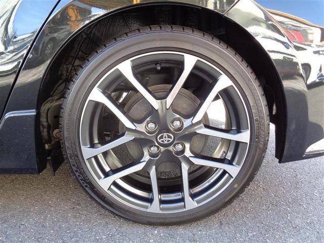 G GRスポーツ トヨタ認定中古車 フルセグ メモリーナビ DVD再生 バックカメラ 衝突被害軽減システム ETC LEDヘッドランプ フルエアロ(11枚目)