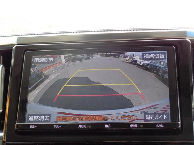 2.5S Aパッケージ トヨタ認定中古車 サンルーフ フルセグ メモリーナビ DVD再生 バックカメラ 衝突被害軽減システム ETC ドラレコ 両側電動スライド LEDヘッドランプ 乗車定員7人 3列シート フルエアロ(6枚目)