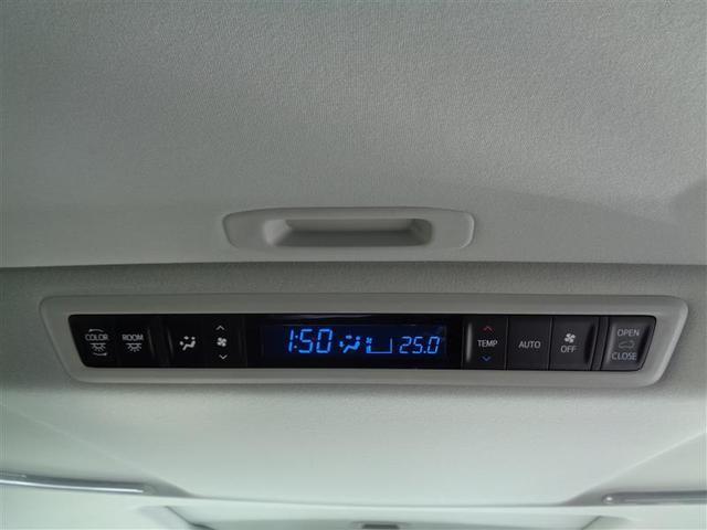 2.5S Aパッケージ トヨタ認定中古車 サンルーフ フルセグ メモリーナビ DVD再生 バックカメラ 衝突被害軽減システム ETC ドラレコ 両側電動スライド LEDヘッドランプ 乗車定員7人 3列シート フルエアロ(8枚目)