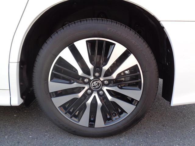 2.5Z Gエディション トヨタ認定中古車 被害軽減ブレーキ Bカメ エアロ 地デジTV LEDライト アルミホイール ETC ナビTV 横滑り防止装置 メモリーナビ スマートキー パワーシート キーレス 3列シート ABS(16枚目)