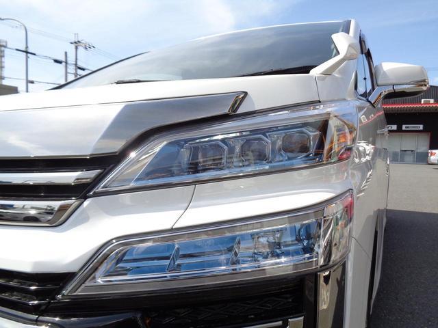 2.5Z Gエディション トヨタ認定中古車 被害軽減ブレーキ Bカメ エアロ 地デジTV LEDライト アルミホイール ETC ナビTV 横滑り防止装置 メモリーナビ スマートキー パワーシート キーレス 3列シート ABS(17枚目)