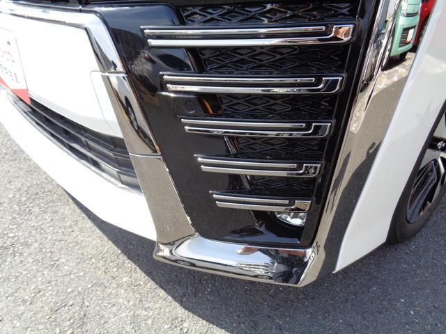 2.5Z Gエディション トヨタ認定中古車 被害軽減ブレーキ Bカメ エアロ 地デジTV LEDライト アルミホイール ETC ナビTV 横滑り防止装置 メモリーナビ スマートキー パワーシート キーレス 3列シート ABS(18枚目)