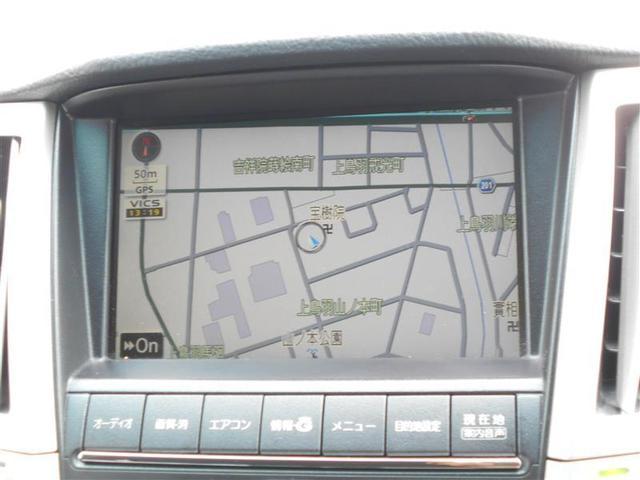 プレミアムSパッケージ トヨタ認定中古車 レザーシート Bカメ クルコン HDDナビ 4WD ETC HID ナビTV スマートキー パワーシート フルセグ(6枚目)