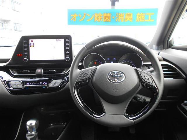 G トヨタ認定中古車 Bカメラ メモリーナビ フルセグTV ETC AW ドラレコ クルコン スマ-トキ- ハーフレザー プリクラッシュセーフティー LEDヘッドランプ イモビライザー ナビTV ABS(6枚目)