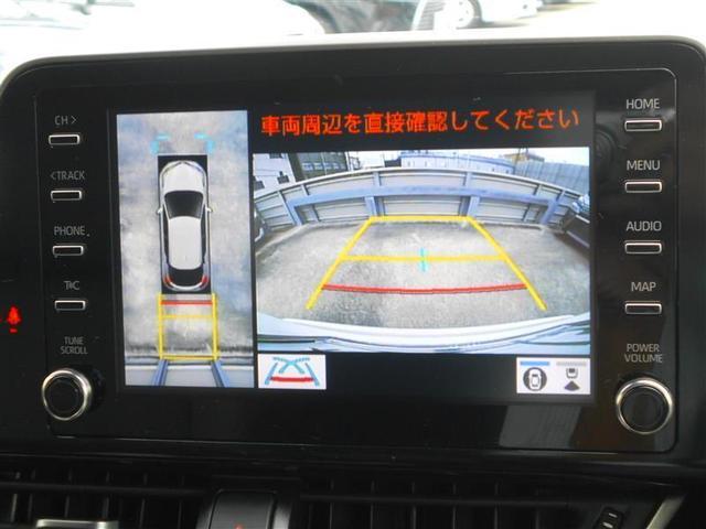 G トヨタ認定中古車 Bカメラ メモリーナビ フルセグTV ETC AW ドラレコ クルコン スマ-トキ- ハーフレザー プリクラッシュセーフティー LEDヘッドランプ イモビライザー ナビTV ABS(8枚目)