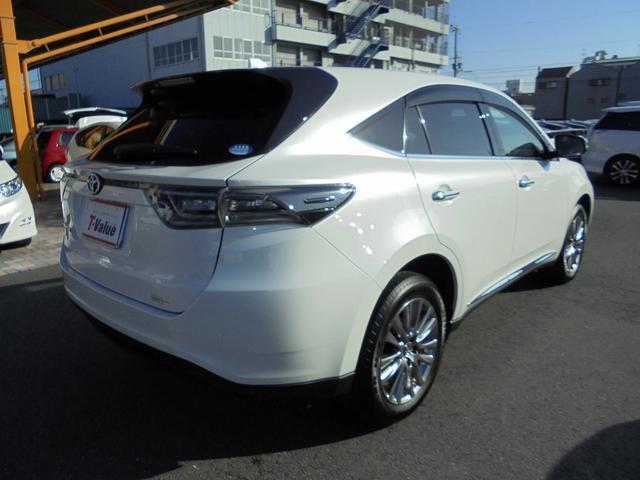 トヨタ ハリアー プレミアム  T-Value認定車