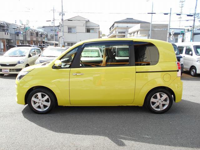 「トヨタ」「スペイド」「ミニバン・ワンボックス」「京都府」の中古車2