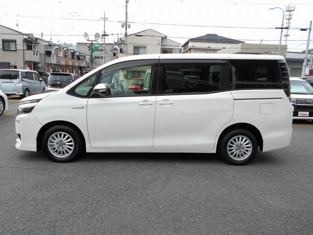 「トヨタ」「ヴォクシー」「ミニバン・ワンボックス」「京都府」の中古車2