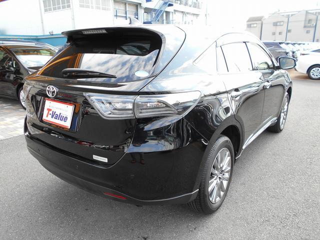 「トヨタ」「ハリアー」「SUV・クロカン」「京都府」の中古車3