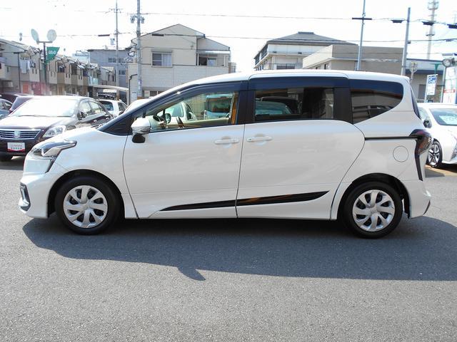 人気色ホワイトパールのシエンタ入荷しました。当店の展示車両は、系列店舗のマイカーガーデン(京丹後市峰山町)でもご購入いただけます。